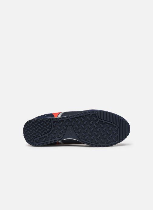 Baskets Pepe jeans Tinker Zero Ath Bleu vue haut