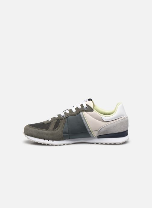 Sneakers Pepe jeans Tinker Zero Ath Verde immagine frontale
