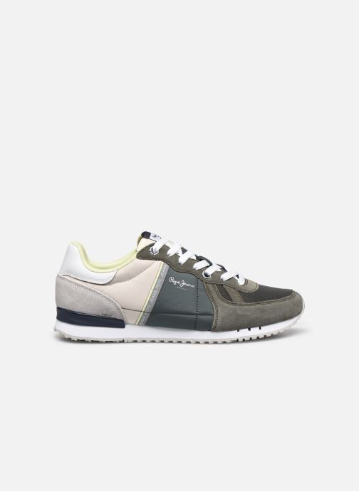 Sneakers Pepe jeans Tinker Zero Ath Verde immagine posteriore