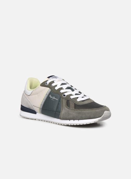 Sneakers Pepe jeans Tinker Zero Ath Verde vedi dettaglio/paio