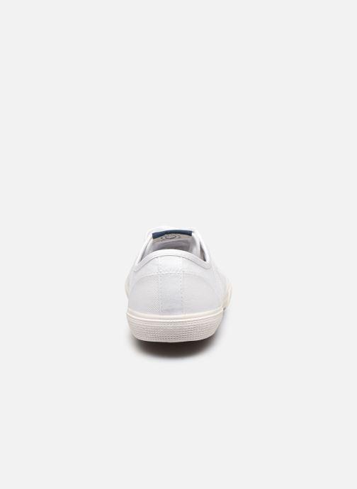 Baskets Pepe jeans Aberman Smart Blanc vue droite