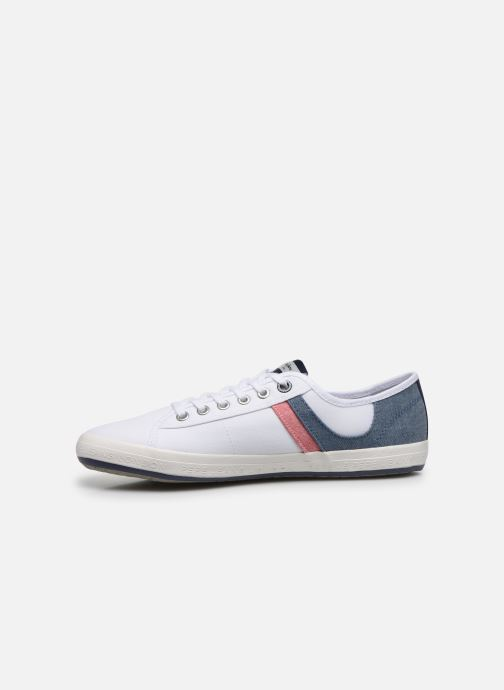Sneakers Pepe jeans Aberman Half Bianco immagine frontale