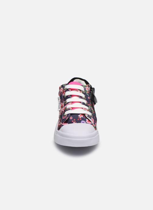 Baskets Shoesme Shoesme Bleu vue portées chaussures