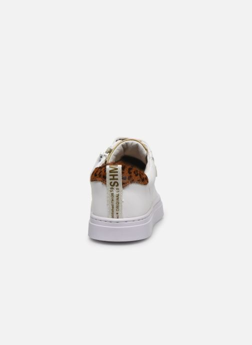 Baskets Shoesme Shoesme Blanc vue droite