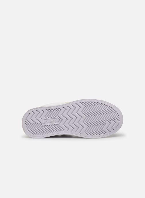 Baskets Shoesme Shoesme Blanc vue haut