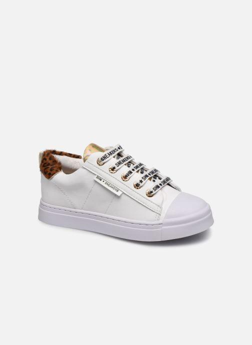 Baskets Shoesme Shoesme Blanc vue détail/paire