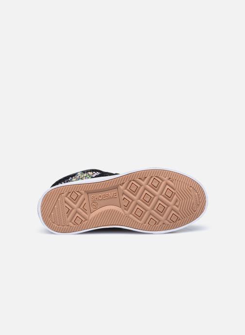 Sneakers Shoesme Baby Moccasin Multicolore immagine dall'alto