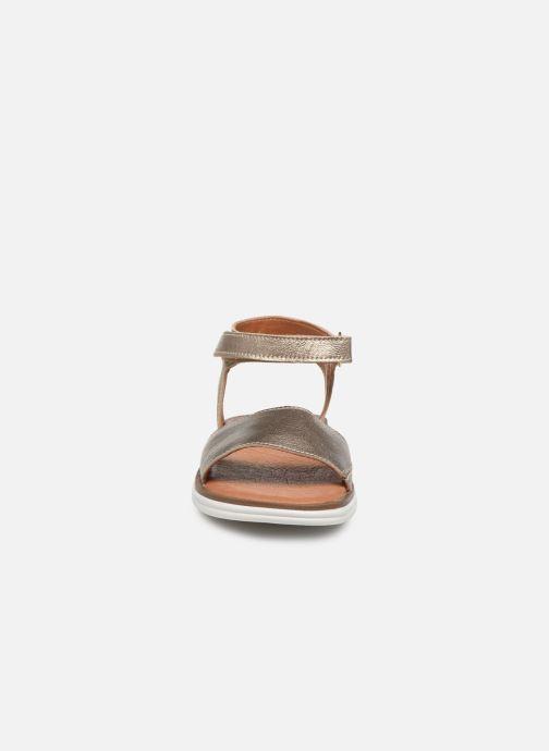 Sandales et nu-pieds Shoesme Ma Or et bronze vue portées chaussures