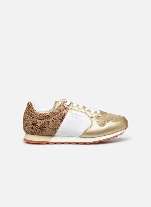 Pepe jeans Verona W Set Trainers in Bronze and Gold (421513)