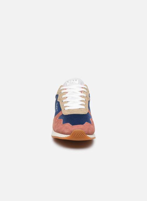 Baskets Pepe jeans Koko Cloud Multicolore vue portées chaussures