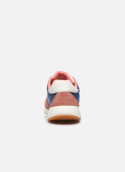 Baskets Pepe jeans Koko Cloud Multicolore vue droite