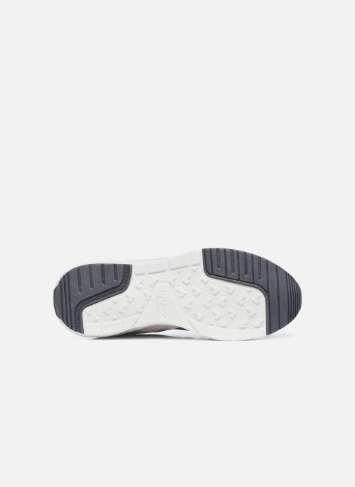 Baskets Pepe jeans N22 Summer Gris vue haut