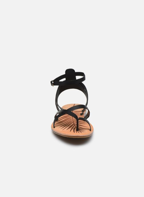 Sandales et nu-pieds Pepe jeans March Basic Noir vue portées chaussures