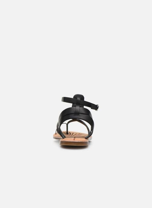 Sandales et nu-pieds Pepe jeans March Basic Noir vue droite