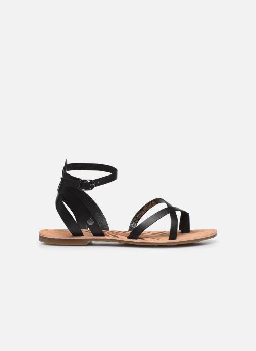 Sandales et nu-pieds Pepe jeans March Basic Noir vue derrière