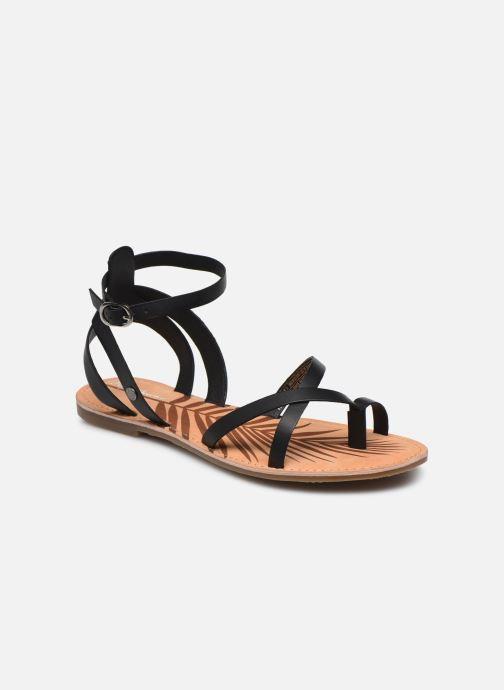 Sandales et nu-pieds Pepe jeans March Basic Noir vue détail/paire