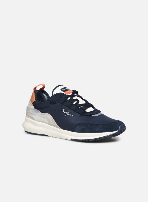 Sneakers Pepe jeans N22 Summer Azzurro vedi dettaglio/paio