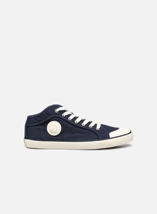 Sneakers Pepe jeans Industry Classic Azzurro immagine posteriore