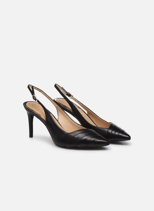 Zapatos de tacón Guess BALISE Negro vista 3/4