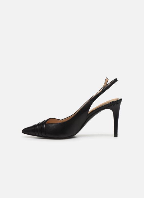 Zapatos de tacón Guess BALISE Negro vista de frente