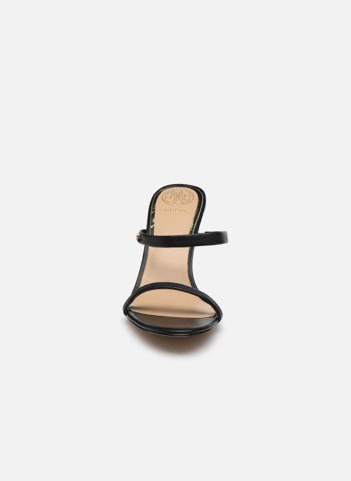 Sandalen Guess ADAN1 Zwart voorkant