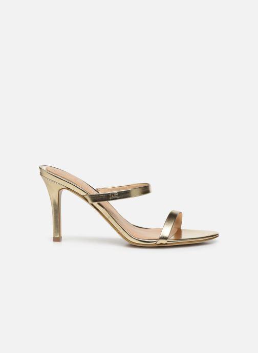 Sandales et nu-pieds Guess ADAN1 Or et bronze vue derrière