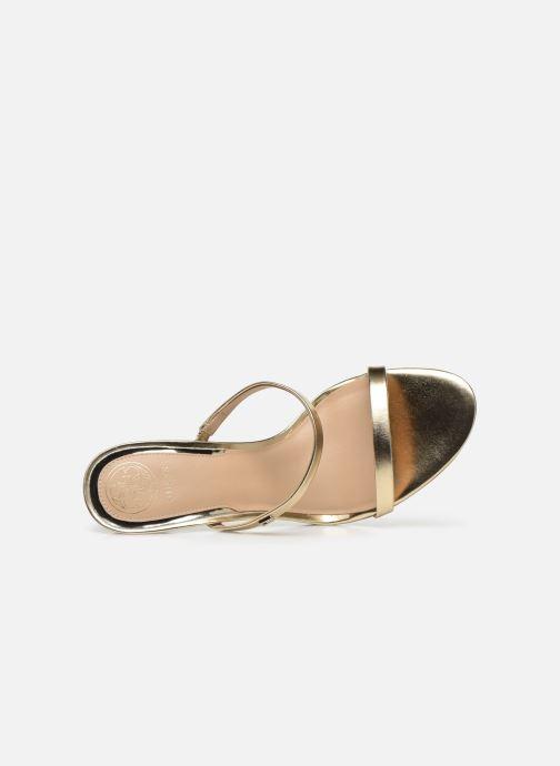 Sandales et nu-pieds Guess ADAN1 Or et bronze vue gauche