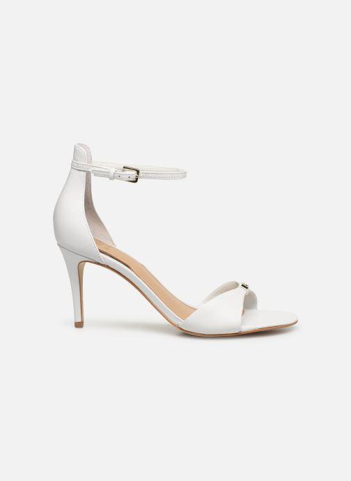 Sandali e scarpe aperte Guess ABIRI Bianco immagine posteriore