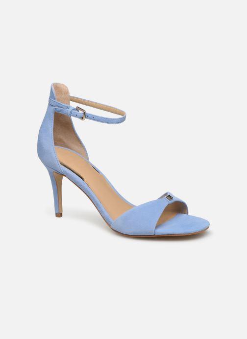 Sandalen Guess ABIRI Blauw detail