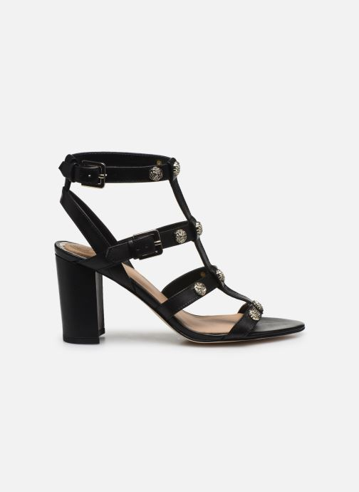 Sandales et nu-pieds Guess MAGALE Noir vue derrière