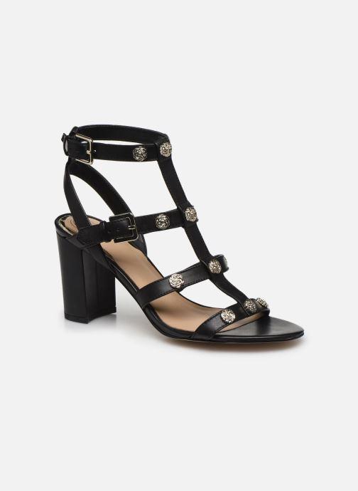 Sandales et nu-pieds Guess MAGALE Noir vue détail/paire