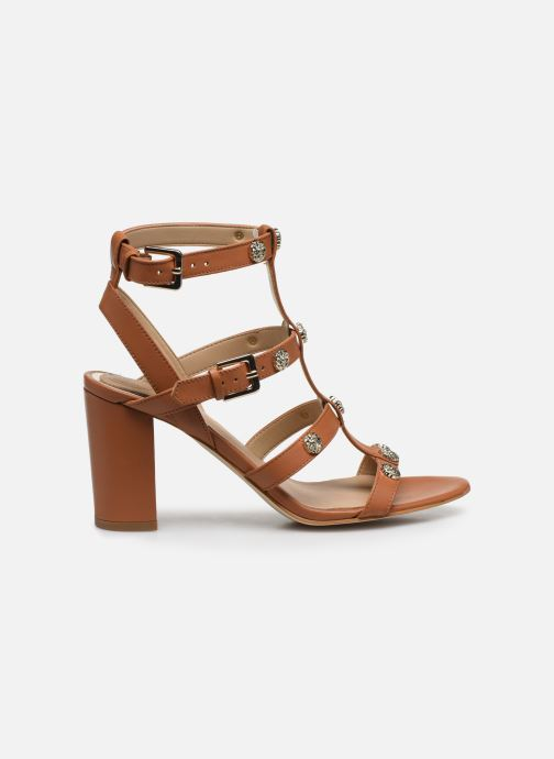 Sandali e scarpe aperte Guess MAGALE Marrone immagine posteriore