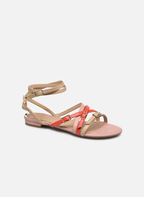Sandales et nu-pieds Guess REGALO Beige vue détail/paire