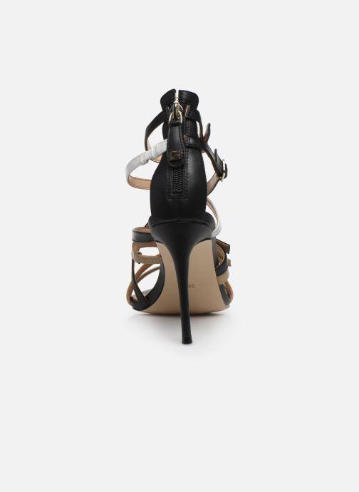 Sandales et nu-pieds Guess KAIRA Noir vue droite