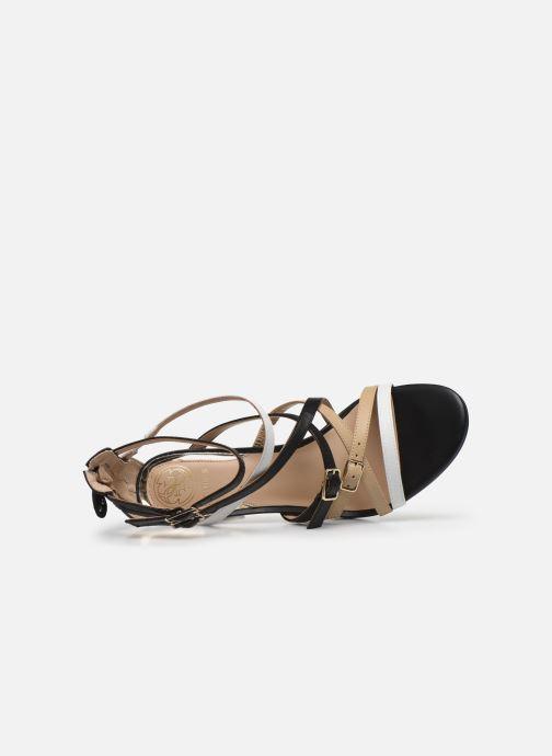 Sandales et nu-pieds Guess KAIRA Noir vue gauche