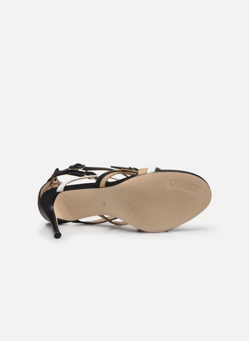 Sandales et nu-pieds Guess KAIRA Noir vue haut