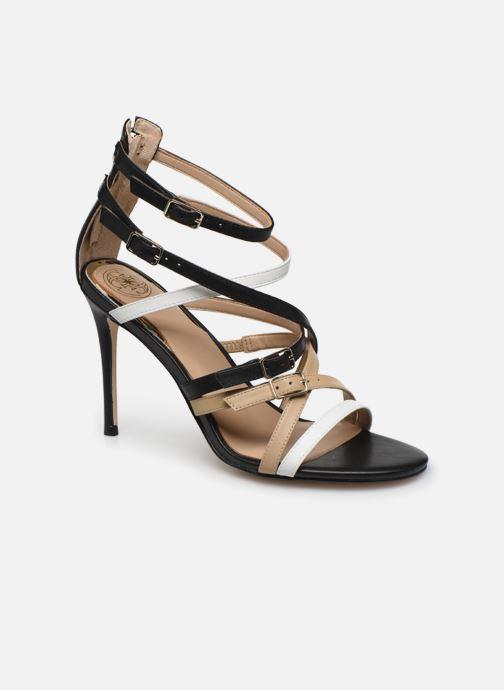Sandales et nu-pieds Guess KAIRA Noir vue détail/paire