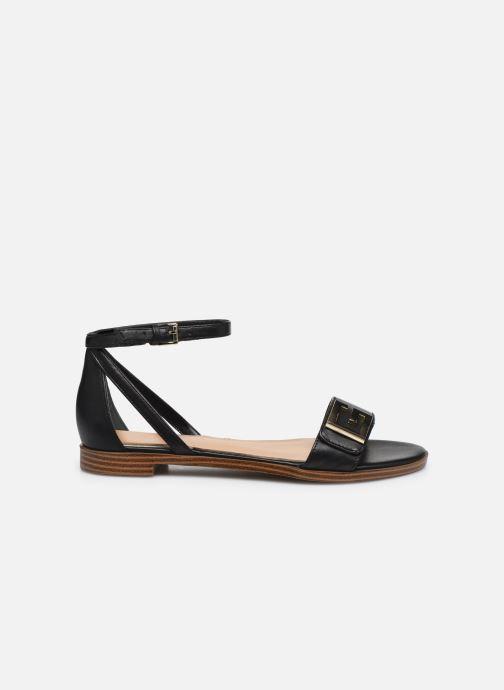 Sandales et nu-pieds Guess RASHIDA Noir vue derrière