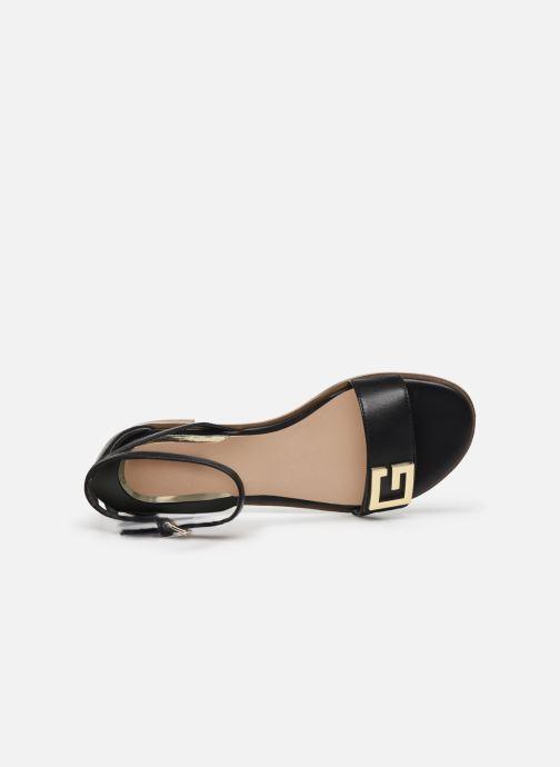 Sandales et nu-pieds Guess RASHIDA Noir vue gauche