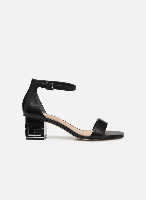 Sandales et nu-pieds Guess MAEVA Noir vue derrière