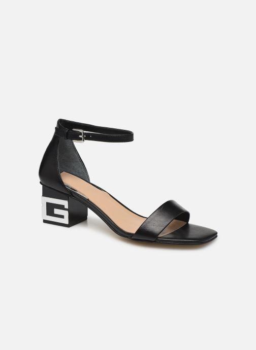 Sandales et nu-pieds Guess MAEVA Noir vue détail/paire