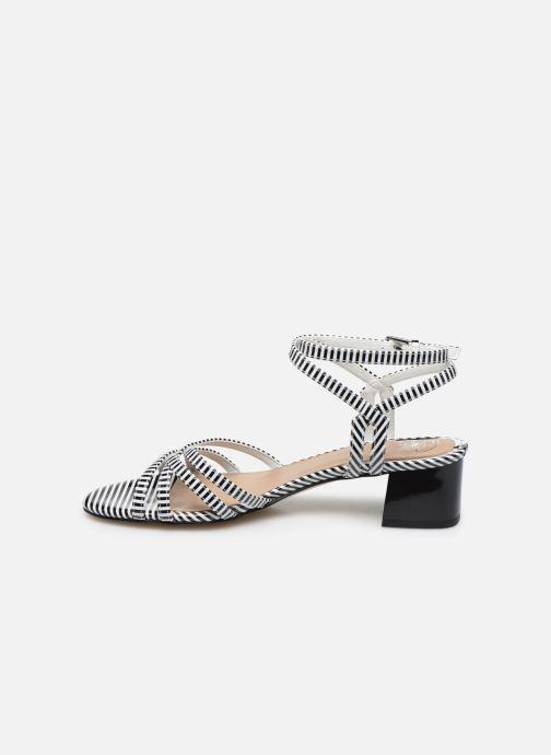 Sandales et nu-pieds Guess DARION Noir vue droite