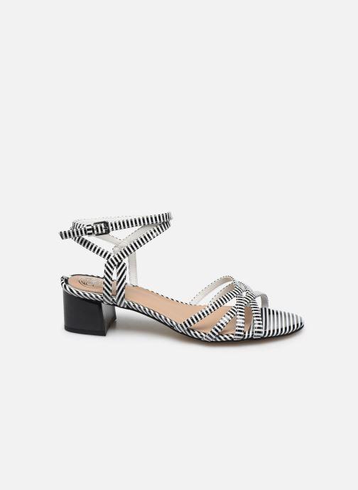Sandali e scarpe aperte Guess DARION Nero immagine sinistra