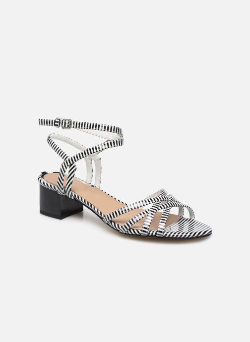 Sandales et nu-pieds Guess DARION Noir vue détail/paire