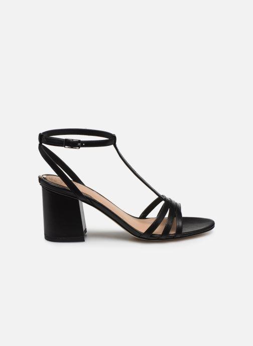 Sandales et nu-pieds Guess MAISE Noir vue derrière