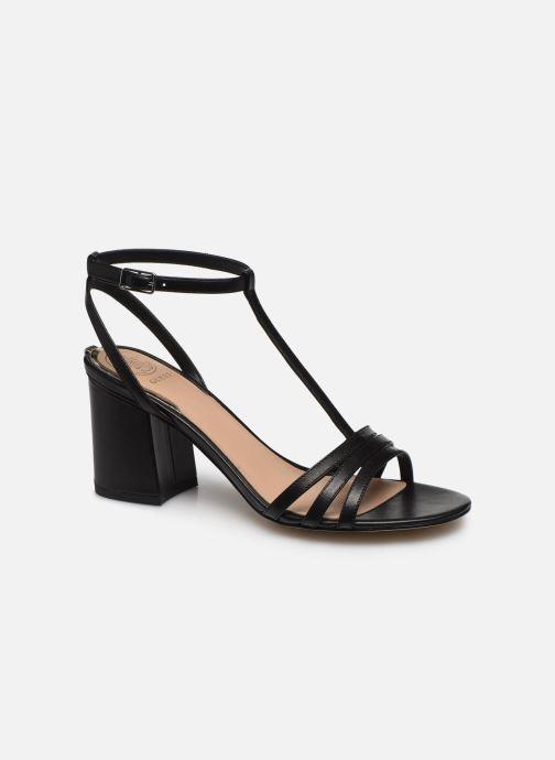 Sandales et nu-pieds Guess MAISE Noir vue détail/paire