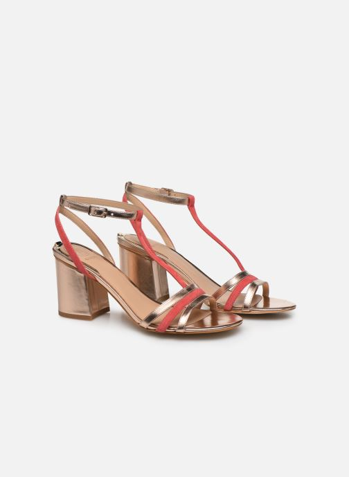 Guess MAISE Sandals in Bronze and Gold (421728)