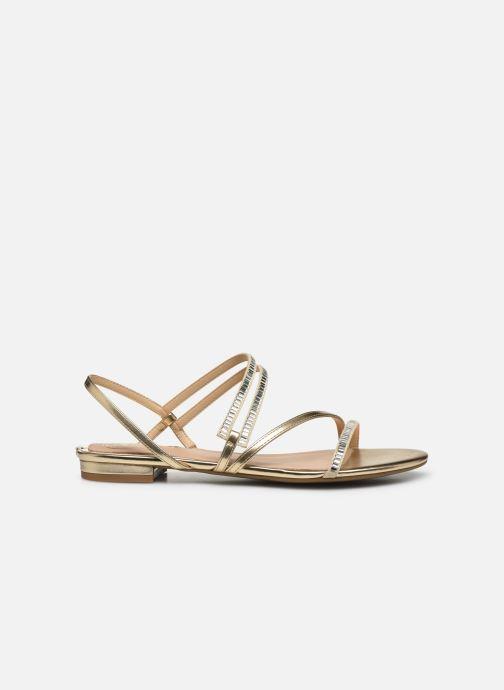 Sandales et nu-pieds Guess RAVENA Or et bronze vue derrière
