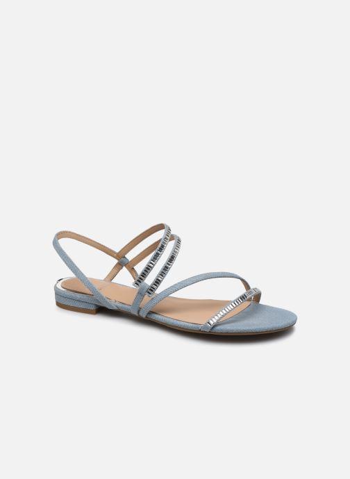 Sandales et nu-pieds Guess RAVENA Bleu vue détail/paire