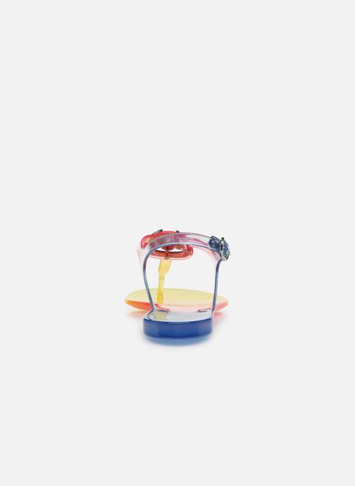 Sandales et nu-pieds Guess JAXX Multicolore vue droite